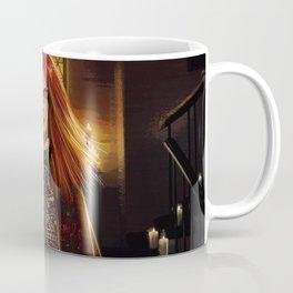 RED WITCH Coffee Mug