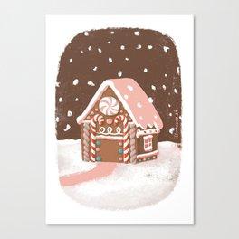Sweet Home Canvas Print
