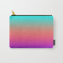 Sunset shades on the sea Carry-All Pouch