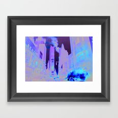Deep Infection Framed Art Print