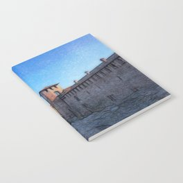 Medieval Castle Notebook