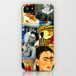 Obsessed with Frida iPhone Case