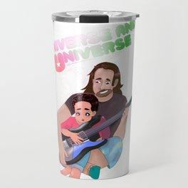 Universe and Universe Travel Mug