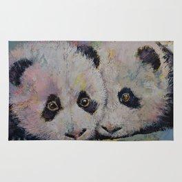 Baby Pandas Rug