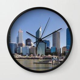 Elizabeth Quay Wall Clock