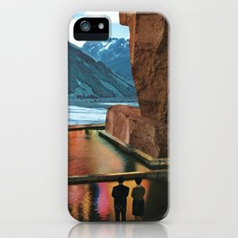 Our Monument iPhone Case