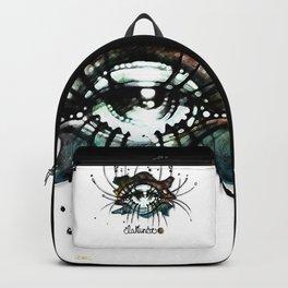 """La Nunca (She, the Never"") Backpack"