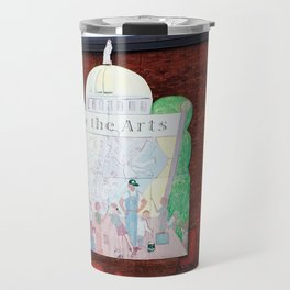 Celebrate the Arts Travel Mug