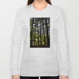 Stand of Trees Long Sleeve T-shirt