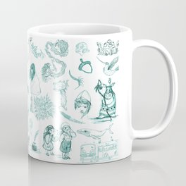 Sketches Coffee Mug