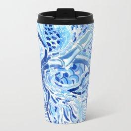 Seigaiha Series - Understanding Travel Mug