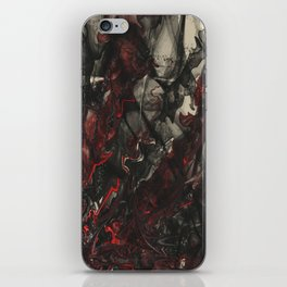 The Dance of Detached Humanism  iPhone Skin
