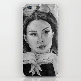 Lana iPhone Skin