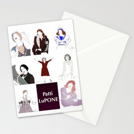Patti LuPone Phantasmagoria  Stationery Cards
