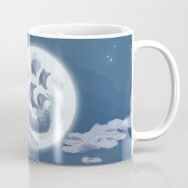 Ship in the Sky Coffee Mug