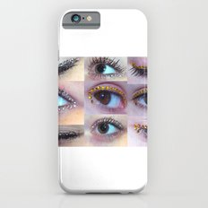 My eye shine with the lack of dignity  Slim Case iPhone 6s