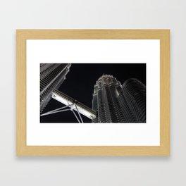 Petronas Framed Art Print