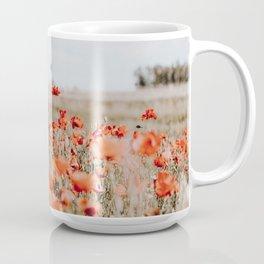 flower field Coffee Mug