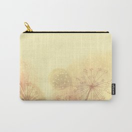 Warm Summer Lace Carry-All Pouch