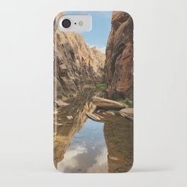 East Clear Creek Hike iPhone Case