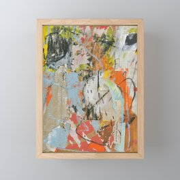Message from beyond Framed Mini Art Print