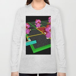 Inside Amidar Long Sleeve T-shirt