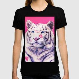 Valentine Tiger Kisses T-shirt