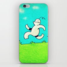 Running... iPhone & iPod Skin