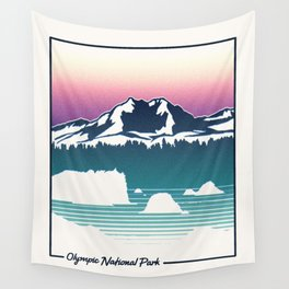 Olympic National Park Wall Tapestry