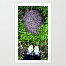 Ant Mountain Art Print