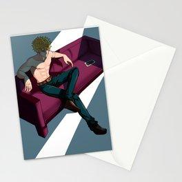 MHA Villain AU Bakugou by narurabbit Stationery Cards