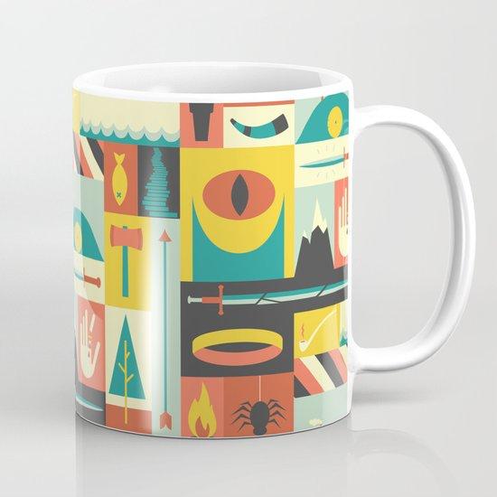 Fellowship Coffee Mug By Ariel Wilson Society6