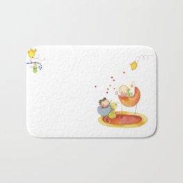 Baby surprise Bath Mat