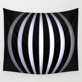 black-and-white -03- Wall Tapestry