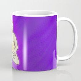 Yoga Pizza Coffee Mug