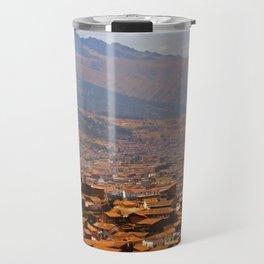 Above Cusco Travel Mug