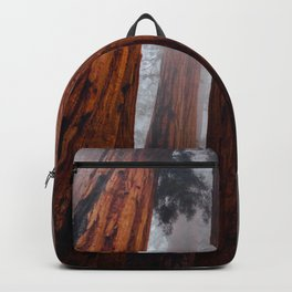 Tall Redwood Trees Backpack