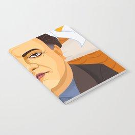 Diego Rivera Notebook