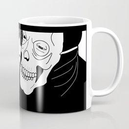Amelie - Nino Skull Coffee Mug