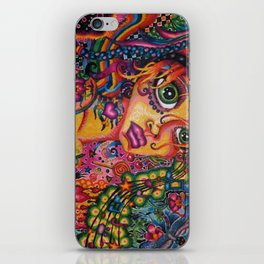 Musical Candy iPhone Skin