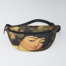 """Michelangelo Merisi da Caravaggio """"Bacchus"""" Fanny Pack"""