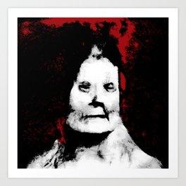 The Man Who Looks a Little Bit Like David Hasselhoff Art Print
