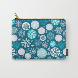 Magical snowflakes IV Carry-All Pouch