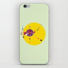 x4-7 iPhone & iPod Skin