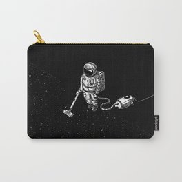 Space Clean Up by Astronaut Carry-All Pouch