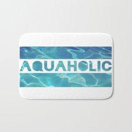 Aquaholic Bath Mat