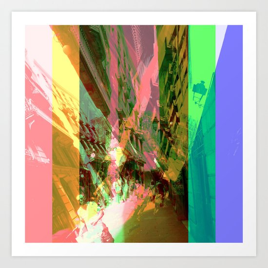Because any nay yon simper numbs old users simply. Art Print
