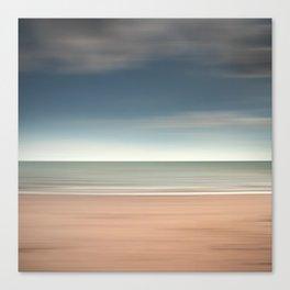 Ocean Blur 2 Canvas Print