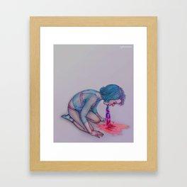 yeah that Framed Art Print