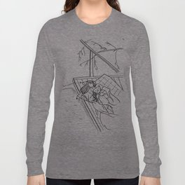 CHINA PRINCESS Long Sleeve T-shirt